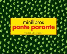 MinilibrosPontePoronteCajaG-150